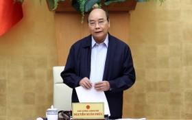 政府總理阮春福指導會議。(圖源:統一)