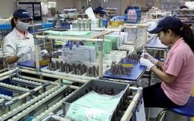 Misumi公司在鈴忠加工區生產機械零件。(圖源:清宇)