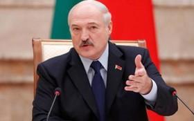 """歐盟當地時間6日""""升級""""制裁白俄羅斯的力度,宣佈對白俄羅斯總統盧卡申科實施制裁。圖為白俄羅斯總統盧卡申科。(圖源:互聯網)"""