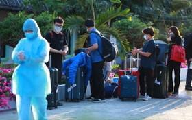 多名新冠肺炎疑似患者選擇入住芹耶酒店度假村接受隔離觀察。(圖源:英姿)