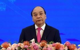 政府總理阮春福。(圖源:陳海)