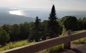 蘭格利湖國家風景區小路