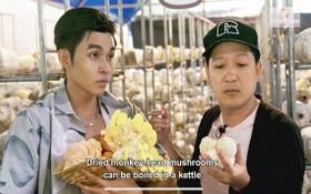 《要吃就得入廚》節目的嘉賓尊(Jun)‧范。