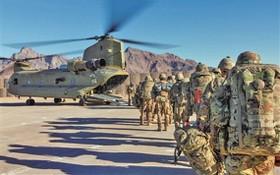 駐阿富汗美軍。(圖源:互聯網)