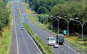 本市-隆城-油曳高速公路項目。(圖源:靈慧)