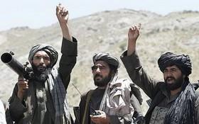 塔利班武裝分子。(圖源:Getty Images)