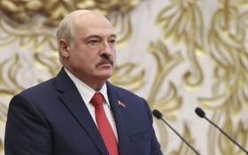 當地時間27日,白俄羅斯總統亞歷山大‧盧卡申科表示,他將在憲法改革通過後辭職。(圖源:AP)
