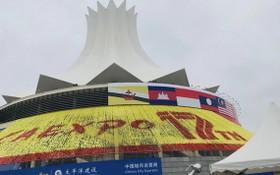 東博會主辦地──南寧國際會展中心。