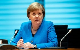 德國總理默克爾。(圖源:互聯網)
