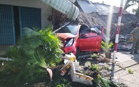 事故現場。(圖源:N. Khá)