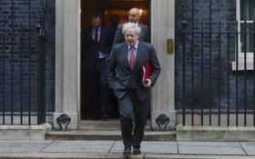 英首相約翰遜將赴布魯塞爾與歐盟委員會主席馮德萊恩談判。(圖源:Getty Images)
