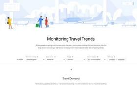 谷歌協助我國旅遊業復甦。(圖源:網站截圖)