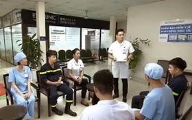 兩個人物阿水與阿煌被認為疑似感染愛滋病毒,必須在醫院隔離七十二小時,這引起了業界醫生的吐糟。
