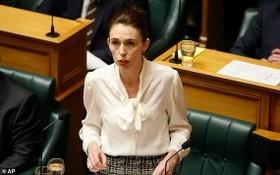 新西蘭總理阿德恩。(圖源:AP)