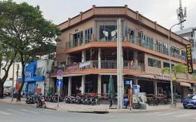 陳興道-阮泰學-范伍老(第一郡范伍老坊)街三角區項目被取消。