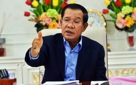柬埔寨王國政府總理洪森親王。(圖源:互聯網)