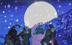 到西貢盡情玩「雪」其樂融融