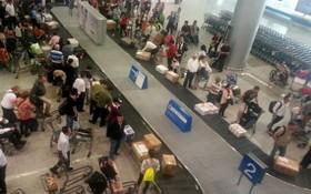 機場行李提領處。(圖源:如瓊)