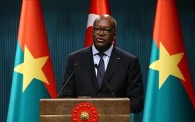 羅克‧馬克‧克里斯蒂安‧卡波雷閣下蟬聯布基納法索國總統。(圖源:Getty Images)