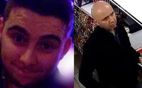 涉英國集裝箱貨車案的兩名嫌疑人。(圖源:互聯網)