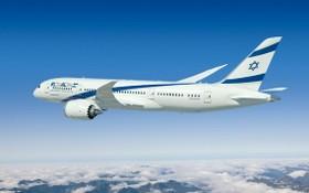 圖為以色列航空的一架客機。(圖源:互聯網)