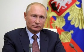 俄羅斯總統普京。(圖源:AFP)