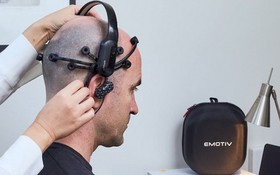 """戴爾(Dell technologies)啟動了""""科技腦感""""(Brain on Tech,)研究實驗。"""