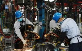 工業對國內生產總值貢獻率為53%。(圖源:芳阮)