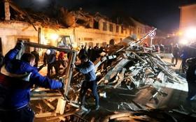 克羅地亞6.4級地震,造成 7人死亡,至少20人受傷。(圖源:路透社)