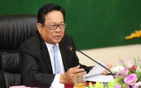 柬埔寨勞工部部長毅森興。(圖源:互聯網)