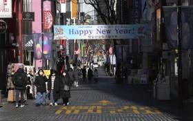 韓國2020年總人口首度減少。(示意圖源:AP)