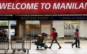 圖為菲律賓馬尼拉國際機場。(圖源:互聯網)