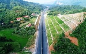 北江-涼山高速公路按PPP形式投建。