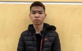 被刑拘的嫌犯阮文方。(圖源:警方提供)