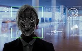 人臉識別技術。(圖源:互聯網)