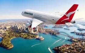 2021年全球20大最安全航空公司排行榜,澳航(Qantas)高居榜首。(圖源:互聯網)