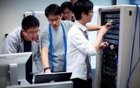 資訊技術與電子專業人才需求大。(示意圖源:田升)