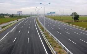 朱篤-芹苴-滀臻高速一期投資額逾 23 萬億元。(示意圖源:互聯網)