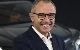 F1首席執行官多梅尼卡利。(圖源:互聯網)