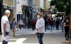 希臘雅典街頭一瞥。(圖源:互聯網)