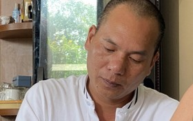 被拘捕的嫌犯范德盛。(圖源:警方提供)