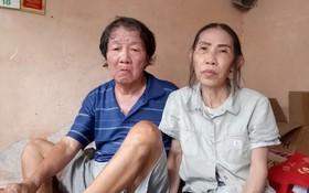 顏俊傑夫婦倆都患病。