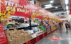 MM 超市商品供應源穩定。(圖源:B.D)