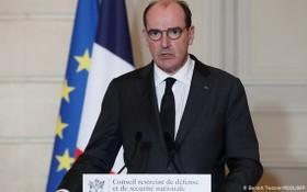 法國總理卡斯泰。(圖源:AFP)