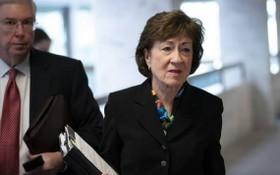 美國國會參議員蘇珊‧科林斯。(圖源:Getty Images)
