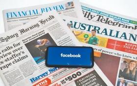 臉書宣佈即日起禁止澳洲媒體與澳洲臉書用戶分享、瀏覽媒體新聞內容,以反擊澳洲擬推出的媒體議價法案。(圖源:路透社)