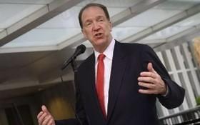 世界銀行行長大衛‧馬爾帕斯。(圖源:互聯網)