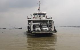 目前廷犒渡輪碼頭只有3艘渡輪在運營,但其中1艘因故障在維修中。(圖源:志幸)