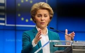 歐委會主席馮德萊恩。(圖源:互聯網)