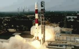 印度空間研究組織(ISRO)2月28日成功發射了由巴西獨立研製的亞馬遜1號遙感衛星(Amazonia-1)及18顆搭載小衛星。(圖源:視頻截圖)